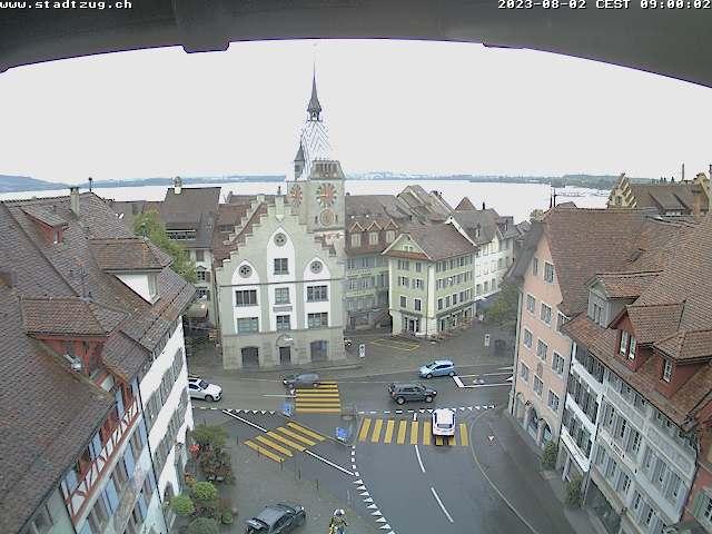 Zug Kolinplatz